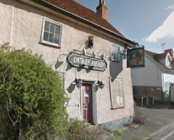 The Dukes Head: Planning Approved